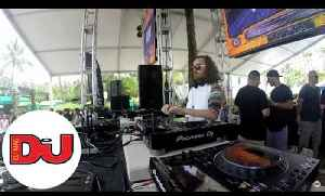 wAFF LIVE techno DJ Set at Sunday School Pool Party in Miami [Video]