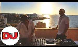 Blackhall & Bookless LIVE DJ set from Ibiza Sunset Sessions [Video]