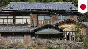 Japan is handing out abandoned houses for free [Video]