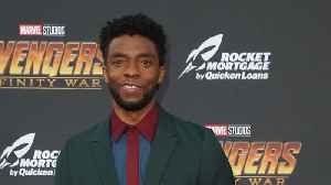 Chadwick Boseman Says His 'Black Panther' Role Made Him 'More Idealistic' [Video]