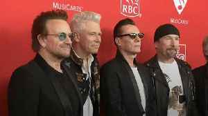 U2 top 2018 Forbes music rich list [Video]