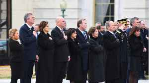 Funeral Set For President George H.W. Bush [Video]