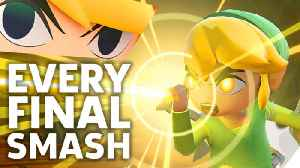 News video: Every Final Smash In Super Smash Bros. Ultimate