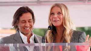 Gwyneth Paltrow Is Married, But They're Still Not Living Together [Video]