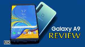 Tech Review | Samsung Galaxy A9 [Video]