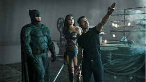 Zack Snyder Reveals New Cut Scene From 'Justice League' Featuring Lois Lane [Video]