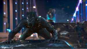 ]Marvel Scores First Best Picture Nod For Black Panther [Video]