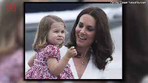 Princess Charlotte Surprised Pub Patrons by Making a Pit Stop to the Bathroom [Video]