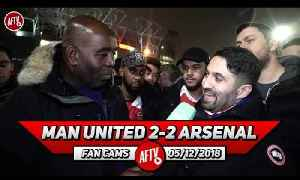 Man United 2-2 Arsenal | United Are Regressing As A Club! (Eisa) [Video]