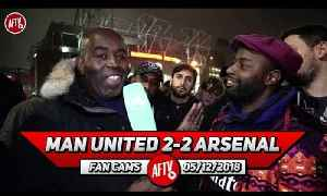 Man United 2-2 Arsenal | We Are Blessed & Grateful To Have Unai Emery [Video]