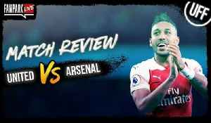 Manchester United 2-2 Arsenal - Goal Review - FanPark Live [Video]