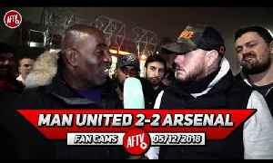 Man United 2-2 Arsenal | Mourinho Is A Replica Of Wenger In His Last Years At Arsenal! (DT) [Video]