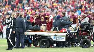 Alex Smith Contracts Infection After Surgery On Leg [Video]