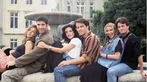 Netflix Reportedly Paid $100M To Hold Onto 'Friends' [Video]