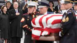 Carrying on George H.W. Bush's legacy as a