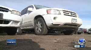 SUV stolen from woman with brittle bone disease found, viewers step up to help [Video]