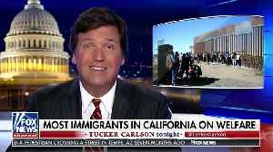 Tucker: 'Low-skilled immigration overwhelmed California' [Video]