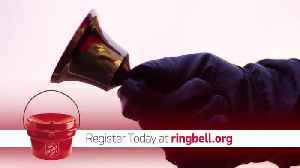 Salvation Army bell ringer commercial [Video]