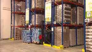 Brexit sparks race for warehouse space in Britain [Video]