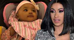 Cardi B Shared 1st Baby Kulture Photo: Woman Linked To Offset Cheating Apologizes To Cardi B [Video]