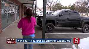Local non-profit offers electric bill assistance to the less fortunate [Video]