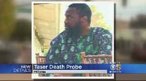 Outside Expert To Help Investigate Man's Death After Being Tasered In Millbrae [Video]