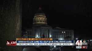 Proposed bill requires kids to wear life jackets [Video]