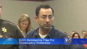 USA Gymnastics Files For Bankruptcy [Video]