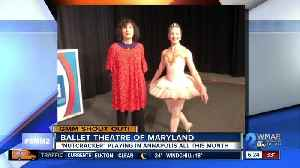 Good morning from the Ballet Theatre of Maryland! [Video]