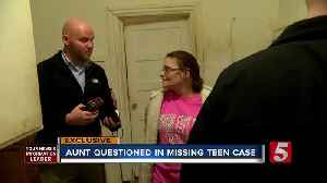 Aunt arrested in search for missing 15-year-old girl [Video]
