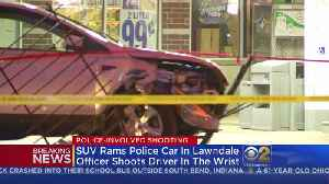 One Wounded In Police Shooting In Lawndale [Video]