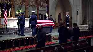 Houston pays respects to former President Bush [Video]