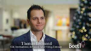 As SVOD Booms, Ads Must Excel: Comcast's Bremond [Video]