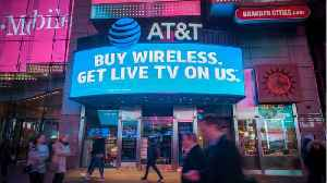 Justice Department Urges Court To Stop AT&T Purchase Of Time-Warner [Video]