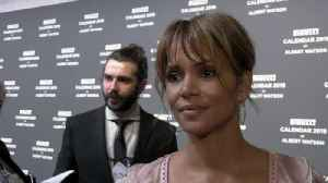 Halle Berry Shares Her Dreams At Pirelli Calendar Event [Video]