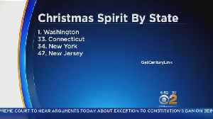 Garden State Or Grinch State? [Video]