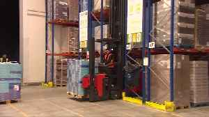 The UK's warehouse space race as Brexit looms [Video]