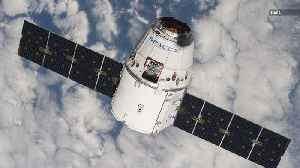 Is SpaceX's Dragon Capsule Contaminating the ISS? [Video]