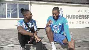The Premier League's Biggest NBA Fan? | Kicking It with Zanka [Video]