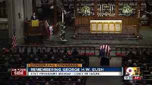 Remembering George H.W. Bush [Video]