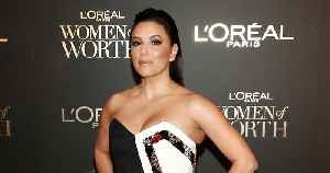 News video: Eva Longoria on the 'Insane Sisterhood' That Has Come From the Time's Up Movement