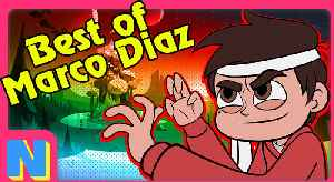 The Best Moments of Marco Diaz (Star vs the Forces of Evil) [Video]