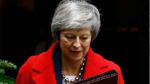 News video: Prime Minister May's Rejects Delay, Says Brexit Vote Will Go Forward