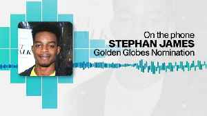 Stephan James Reacts To His Golden Globe Nomination [Video]