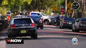 Police: Man shot at officer in West Palm Beach [Video]
