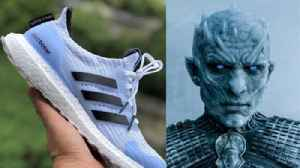 Adidas to Release 'Game of Thrones' Inspired 'White Walkers' [Video]