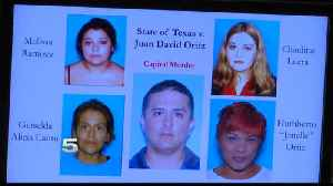 News video: Border Patrol Agent Charged with Capital Murder in Texas