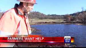 Cal Fire Dipping Ponds [Video]