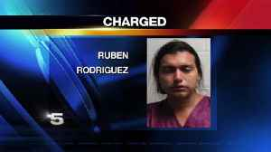 Suspect Charged with Murder in Death Investigation of Harlingen Man [Video]