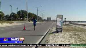 Gulf Coast Marathon preparations [Video]